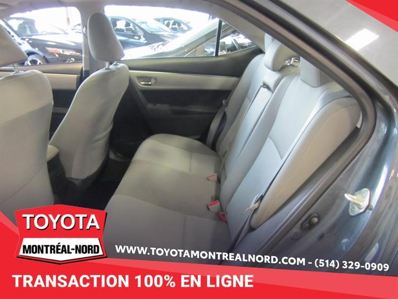 toyota Corolla 2016 - 12