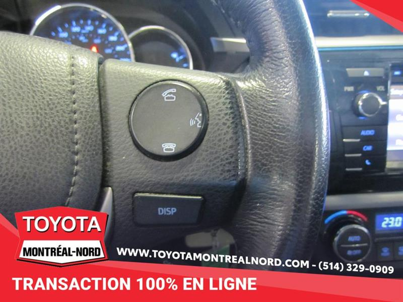 toyota Corolla 2016 - 26