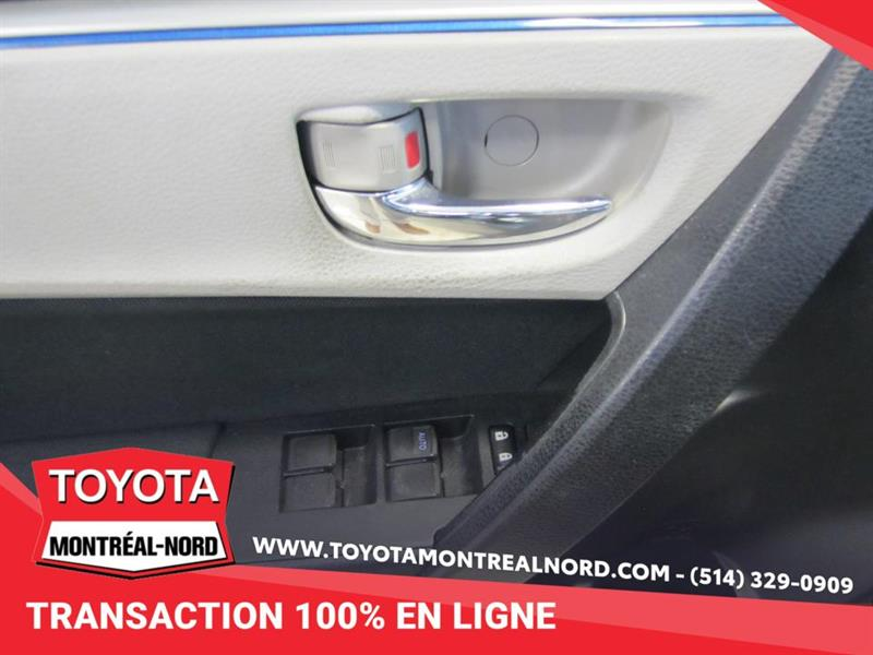 toyota Corolla 2016 - 29