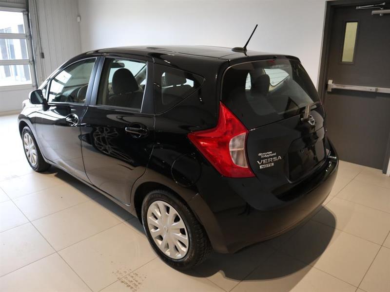 Nissan Versa Note 4