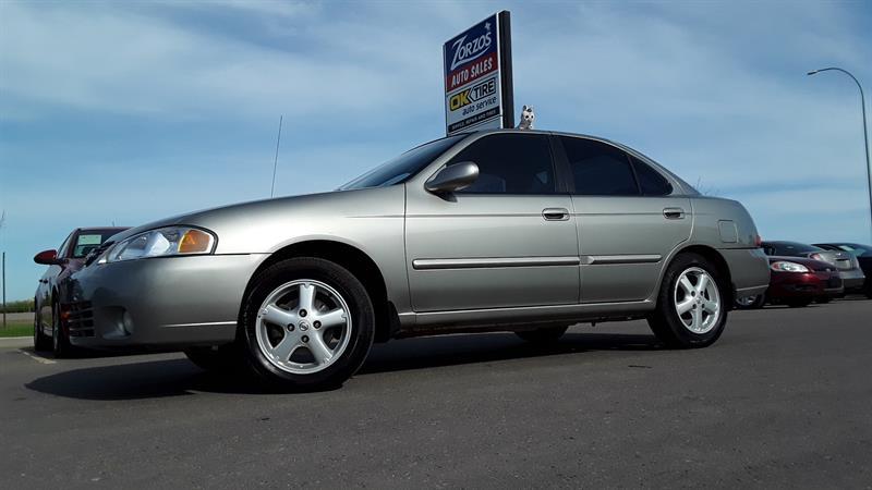2003 Nissan Sentra XE #P634