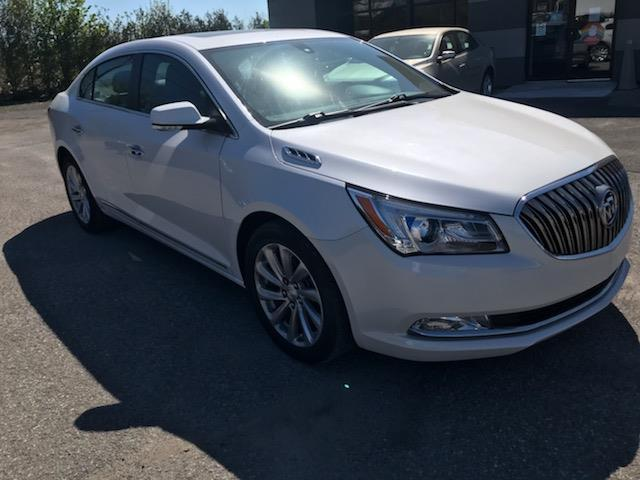 2016 Buick LaCrosse 4dr Sdn Leather  #GF159695