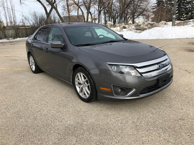 2011 Ford Fusion SEL #10081.0