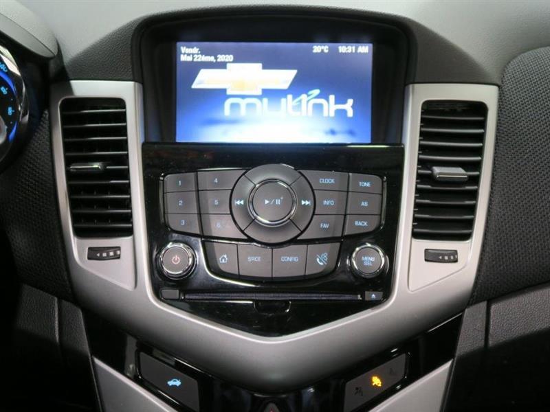 Chevrolet Cruze 29
