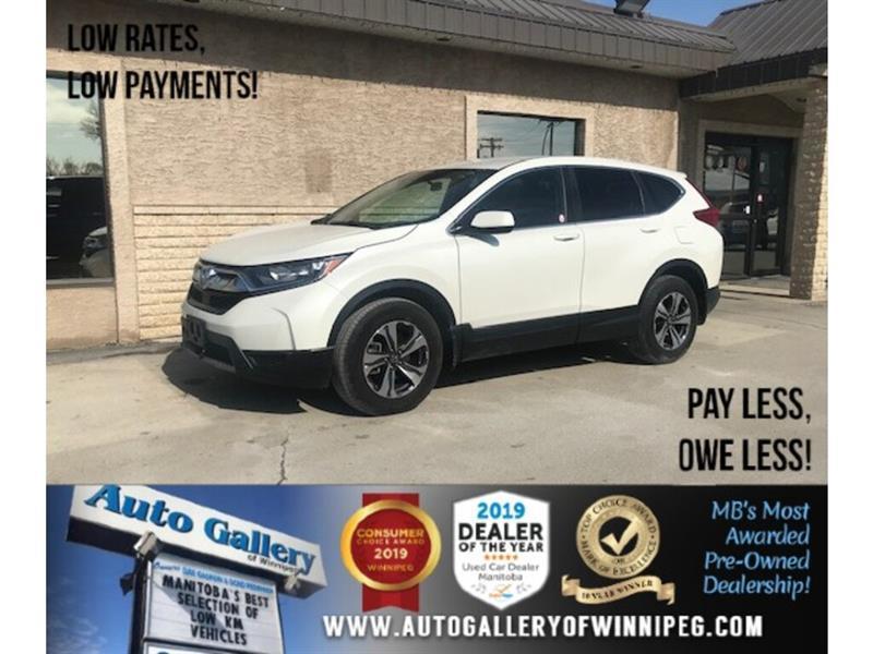 2018 Honda CR-V LX *AWD/B.tooth/Back.Cam/Honda Sense #24364