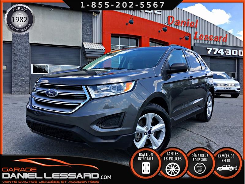 Ford EDGE 2017 SE, AWD, 2.0 ECOBOOST, MAG 18 P, BAS KM #70207