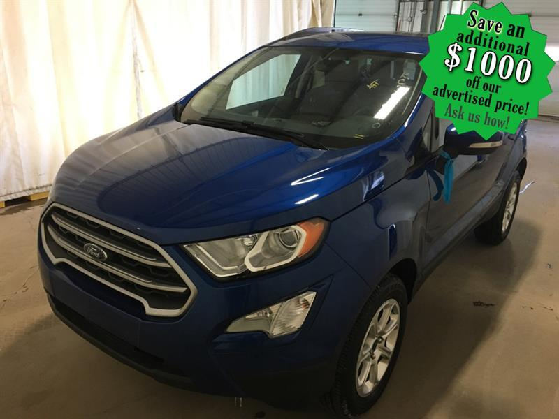 2019 Ford EcoSport SE 4WD #24422