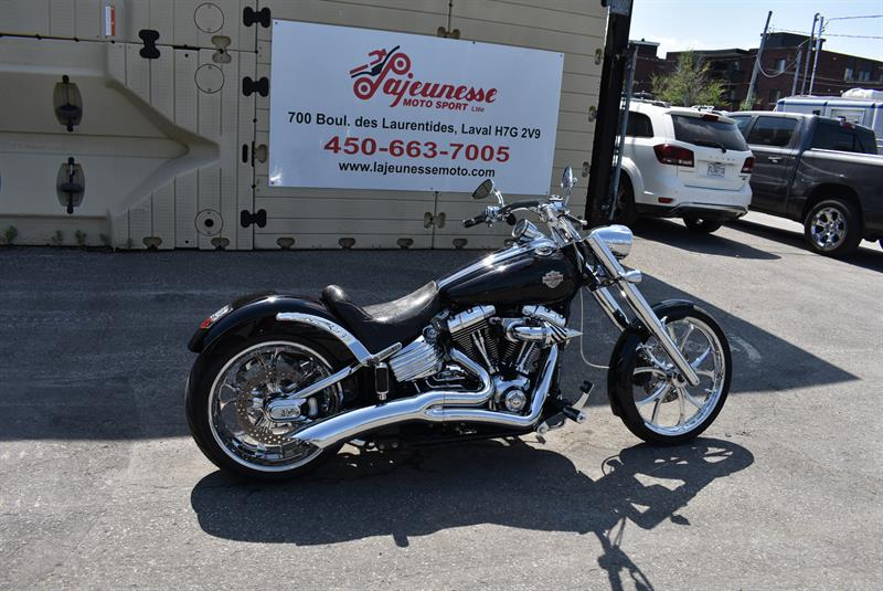 2009 Harley Davidson SOFTAIL ROCKER LOW BOY