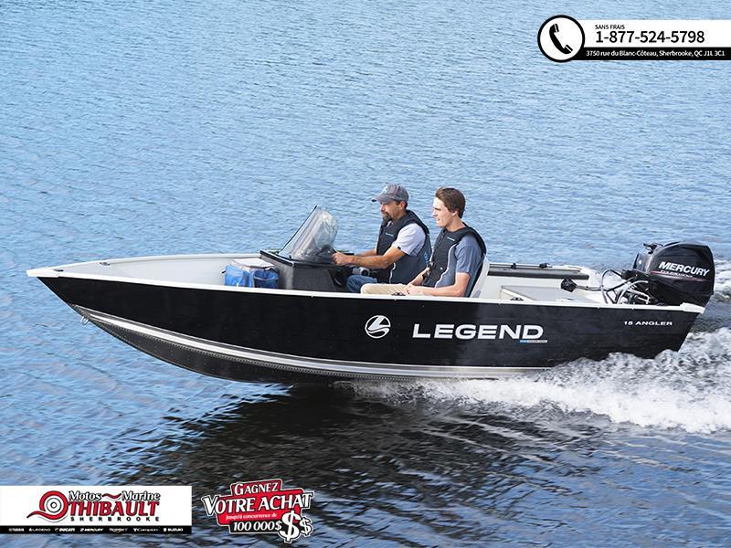 Legend 15 Angler 2020