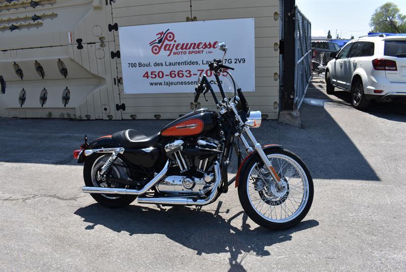 Harley Davidson SPORTSTER 1200 CUSTOM 2009