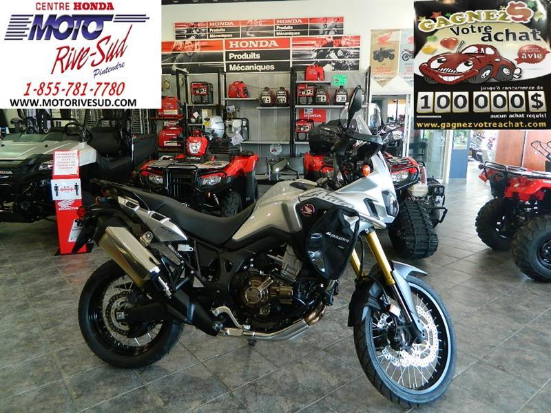 Honda Africa Twin 2016 MOTO #M3332