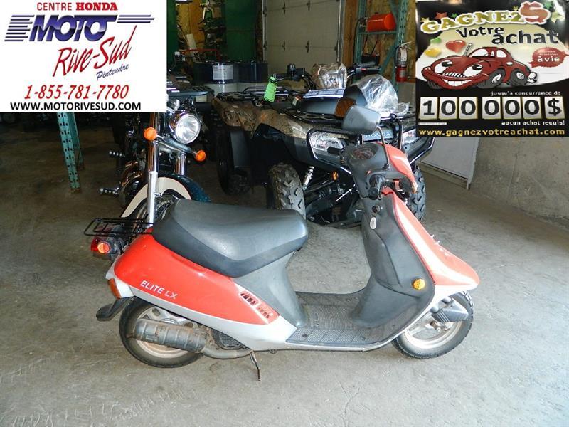 Honda PA 50 1990