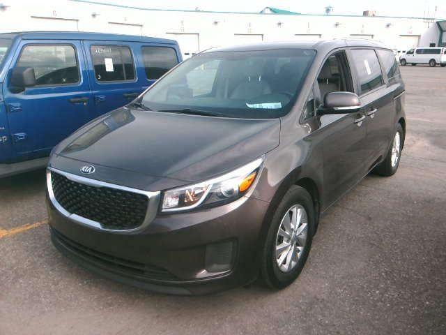 Kia Sedona 2016 LX PLUS - 8 PASS #G6235613