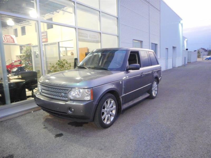 2007 Land Rover Range Rover Evoque