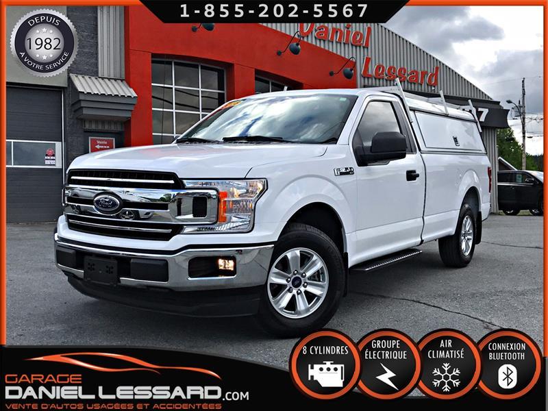 Ford F-150 2018 012 998 KM ! XLT 2X4, 5.0 L, MAG 17'', BTE 8 PIEDS #89194