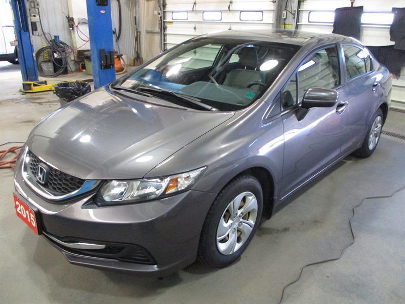 2015 Honda Civic Sedan 4dr Auto LX #FH000245A