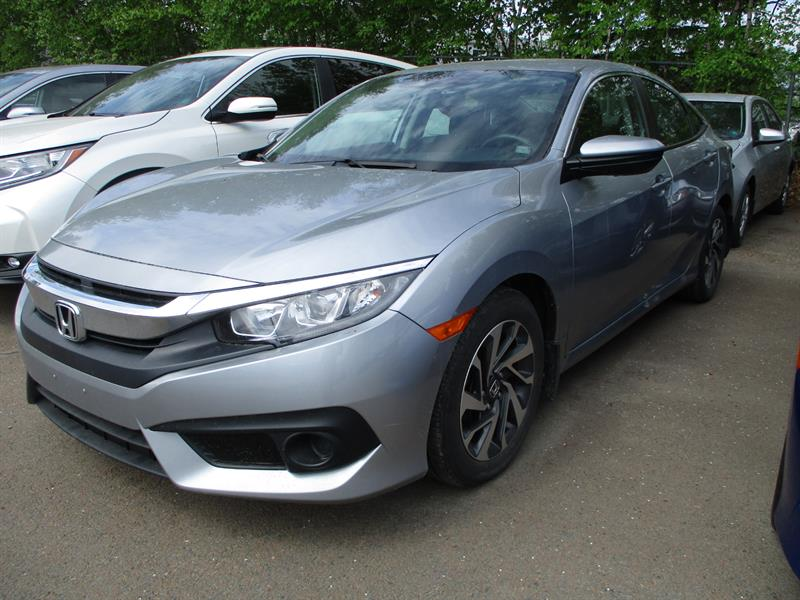 Honda Civic Sedan 2018 SE CVT #JH037388A