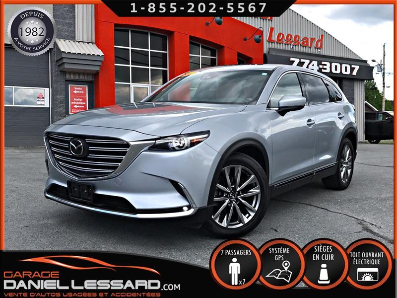 Mazda CX-9 2017 SIGNATURE, 36 375KM!!!, CUIR, TOIT, GPS!!! #79401