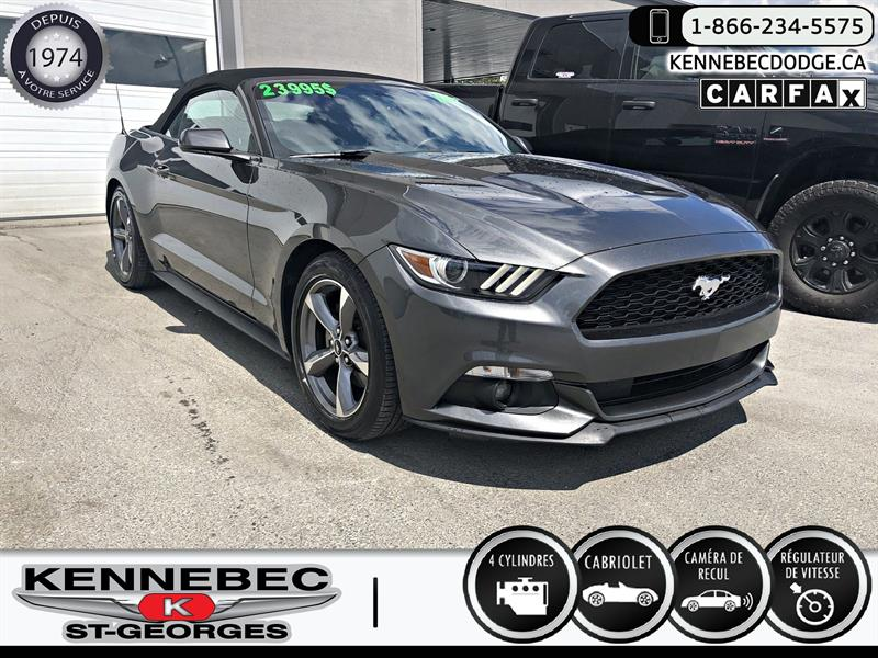 Ford Mustang 2017 2dr Conv V6 #40457A