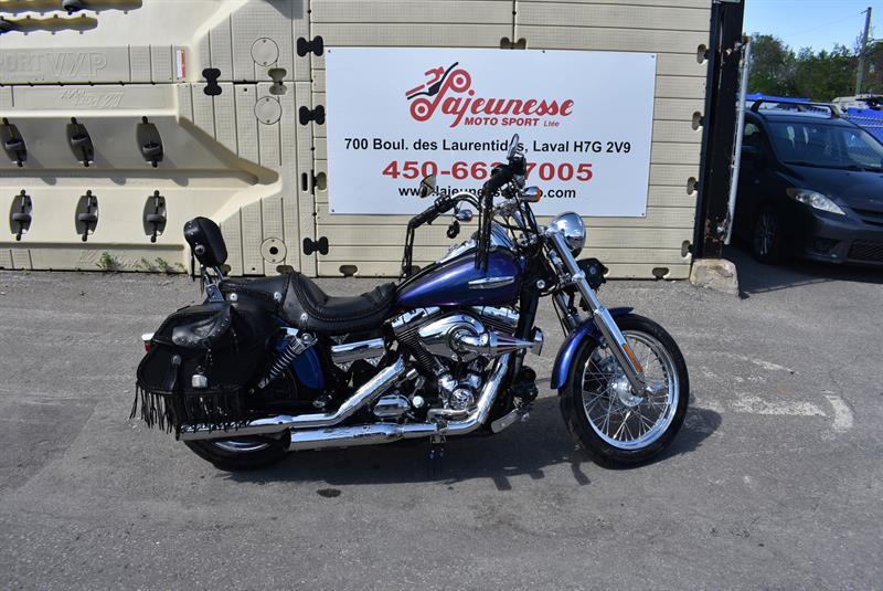 Harley Davidson FXDC 2010