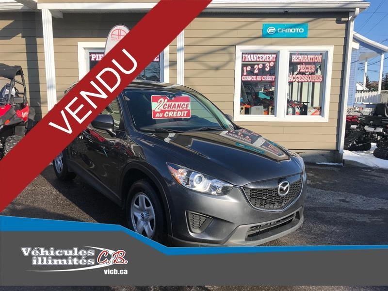 Mazda CX-5 2014 FWD 4dr GX #VENDU *****