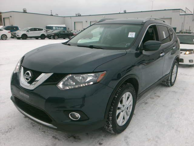 2016 Nissan Rogue Traction avant 4 portes SV #4669