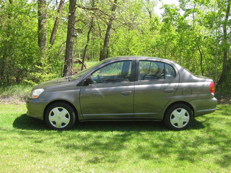 2005 Toyota Echo #P  5619