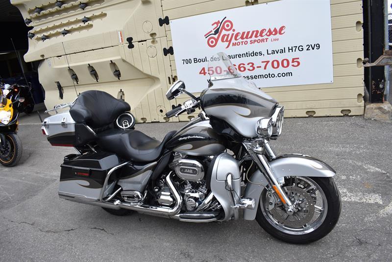 2013 Harley Davidson FLHTC ULTRA CVO