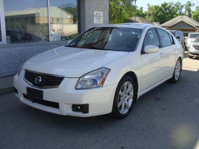 2008 Nissan Maxima S E  #1883
