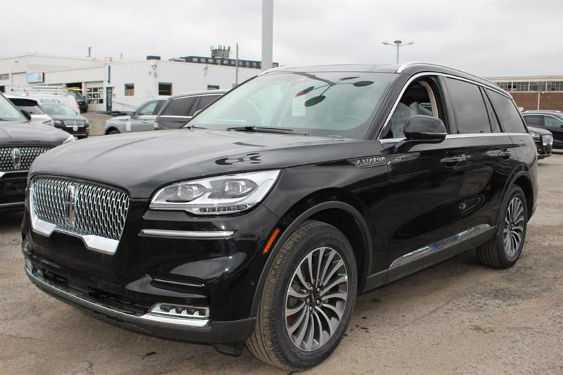 Lincoln Aviator Ultra 2020