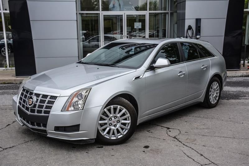 2012 Cadillac CTS Sport Wagon