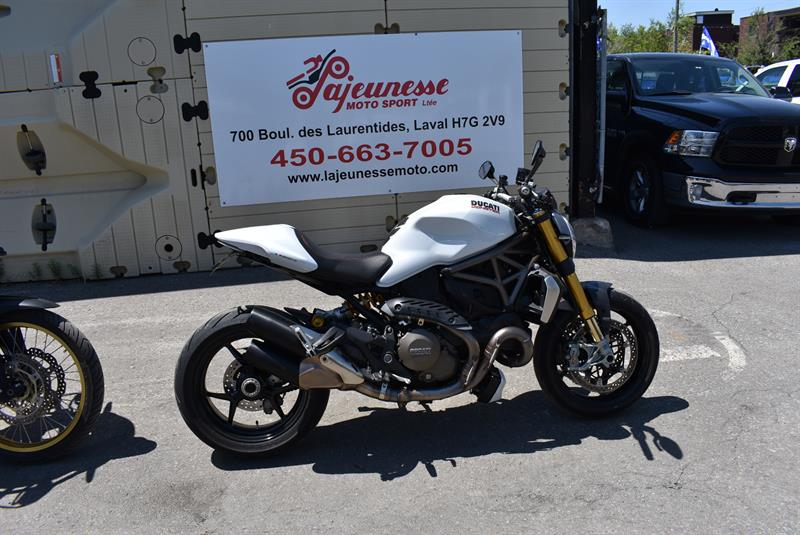 2015 Ducati Monster 1200 S