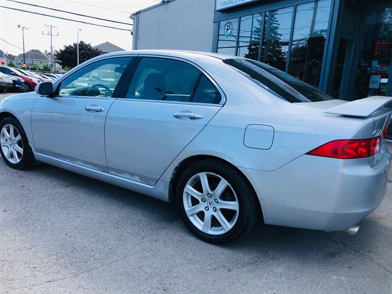 Acura TSX 10