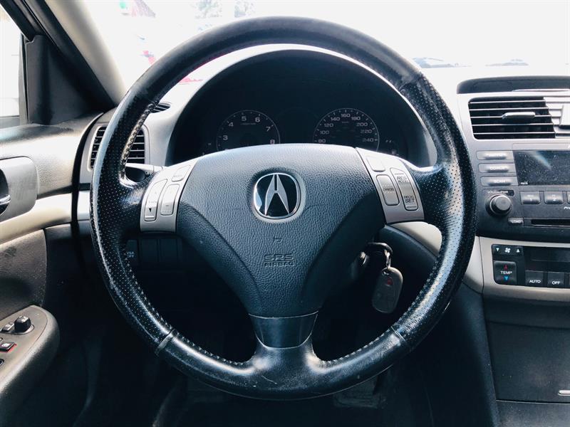 Acura TSX 26
