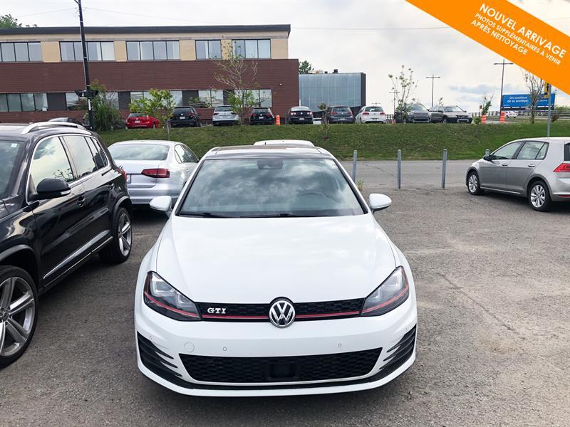 Volkswagen Golf Gti 2016