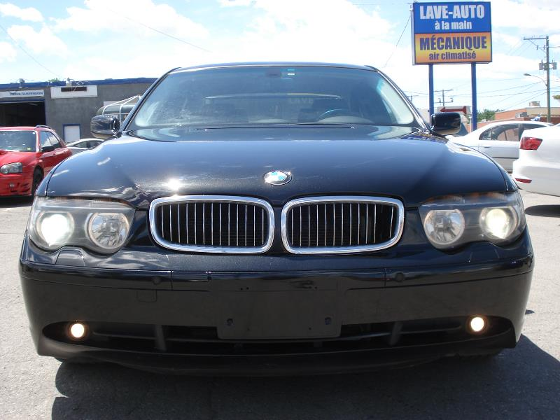 BMW 7 Series 2003