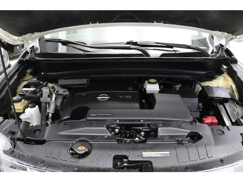 Nissan Pathfinder 15