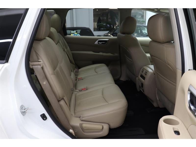 Nissan Pathfinder 19
