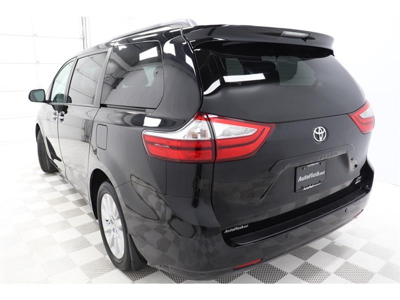 Toyota Sienna 5