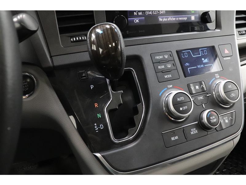 Toyota Sienna 35