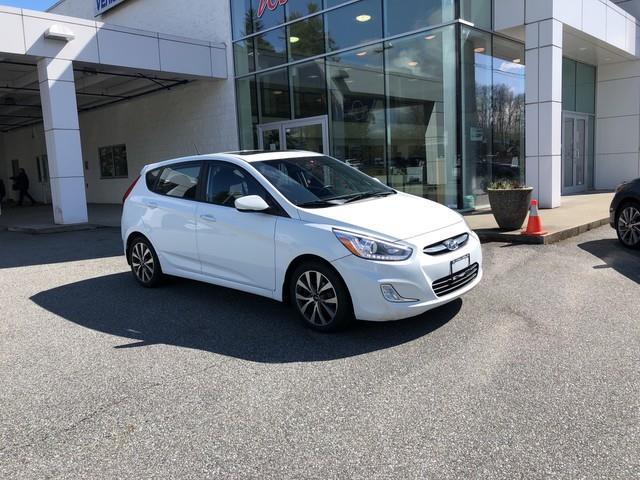2015 Hyundai Accent Hatchback
