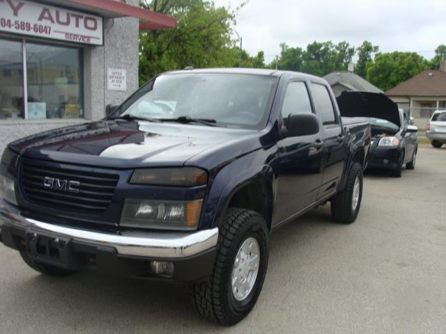2008 GMC Canyon SLE AWD