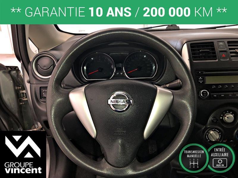 Nissan Versa Note 13