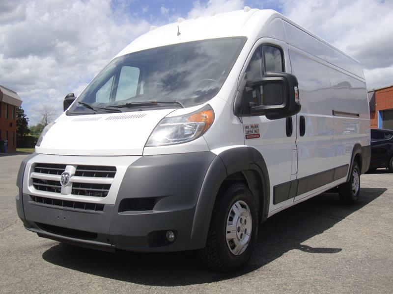 2015 Ram Cargo Van