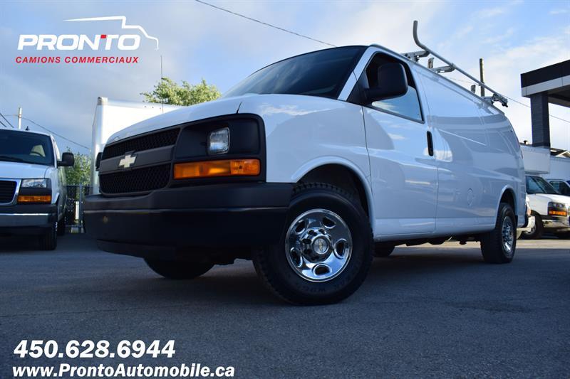 Chevrolet Express Cargo Van 2012 RWD 2500 135 ** Voir équipement ** #1291