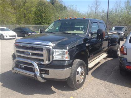 Ford F-350 2007 Lariat KING RANCH*DIESEL* #*096-1366