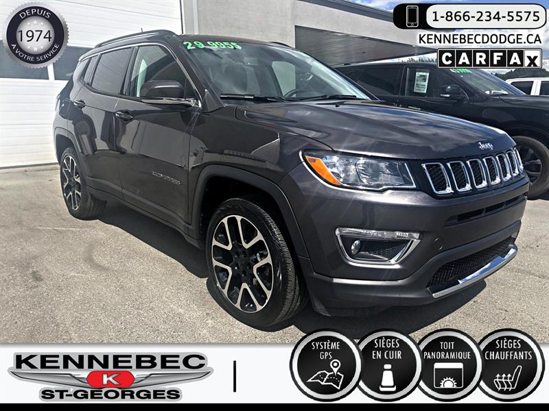 Jeep Compass 2019 Limited 4x4 #05268