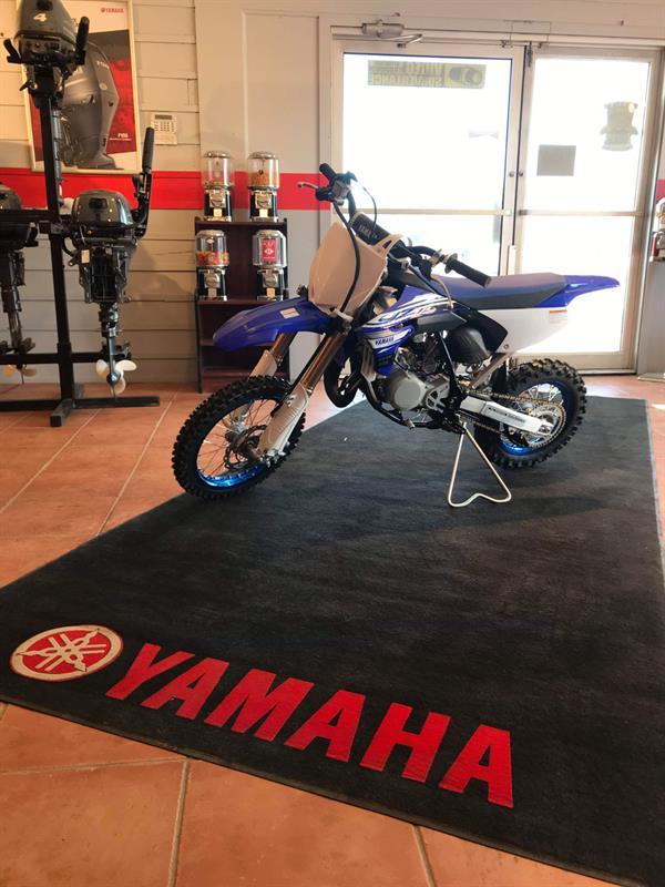 2018 Yamaha YZ65 2 Temps