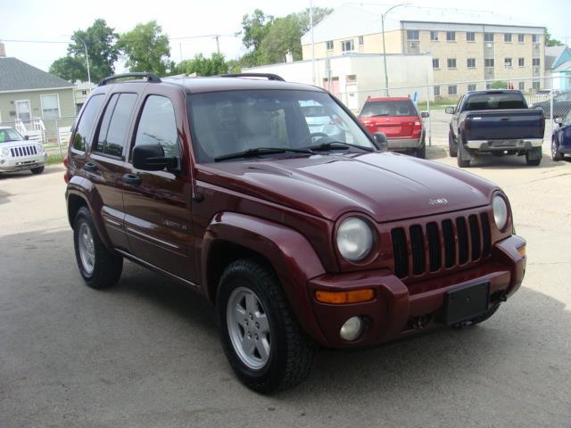 2003 Jeep Liberty L T D 4X4  #1877