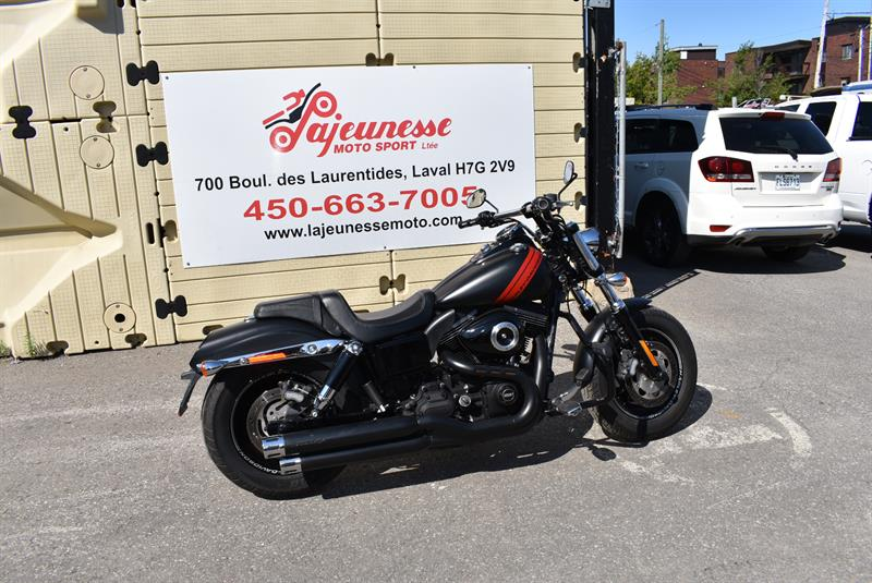 2014 Harley Davidson FAT BOB FXDF